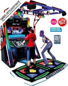 Dancing Game Machine pictures & photos