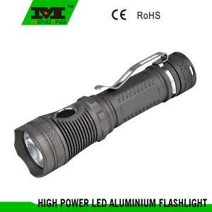 T6061 Aircraft-Grade Aluminum LED Flashlight 8033