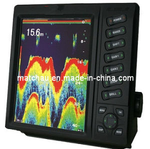 10 Inch Dual-Frequency Ship Fish Finder pictures & photos