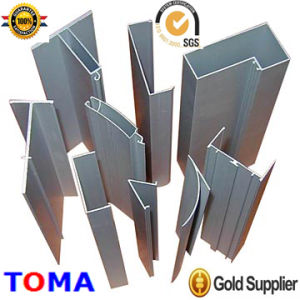 Professional Manufacturer for High Quality Aluminium Profiles for Aluminium Windows and Doors, Curtain Wall, Solar System, Handrails pictures & photos