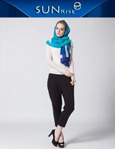 2014 New Design 90 90 Square Arab Silk Scarf