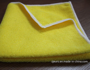 Microfibre Cleaning Cloth for Car Cleaning pictures & photos