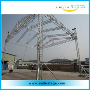 6082-T6 Aluminum Portable Truss System with Lighting System pictures & photos
