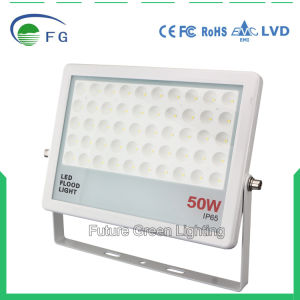New Type IP65 50W Ultra Thin LED Flood Lamp pictures & photos