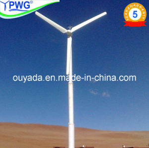 Pitch Controlled 10kw Wind Generator pictures & photos