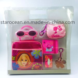 Customized Plastic Gift Box PVC Blister Packaging for Barbie pictures & photos