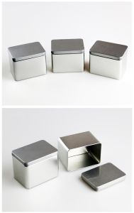 Metal Cans for Tea pictures & photos