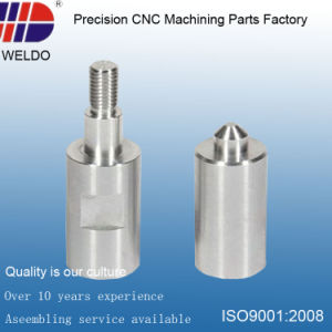 Good Quanlity OEM Aluminum CNC Machining Precision Lathe Turning Parts pictures & photos