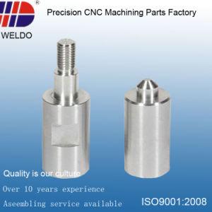 Good Quanlity OEM Aluminum CNC Machining Precision Lathe Turning Parts pictures & photos