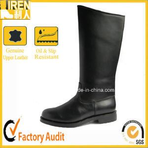 Knee High Military Boots Motorcycle Boots pictures & photos