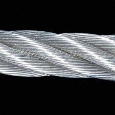 Stainless Steel Wire Rope En 12385-4 Comepetive Price, Factory