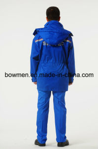 Bowmen 100%Cotton Flame Retardant Cheap Workwear for Protection S-4xl-7