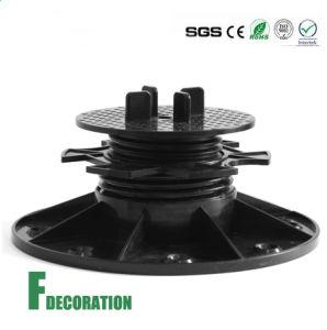 Adjustable Plastic Pedestal for WPC Decking pictures & photos