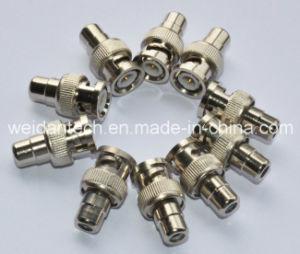 H. Q. Zinc Shell BNC Plug pictures & photos