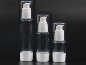 Mini Plastic Airless Bottle for Trial Products (NAB10) pictures & photos