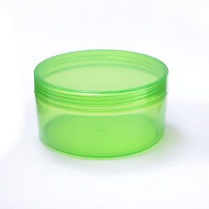 300g Plastic Jar Facial Mask Jar Cream Jar Cosmetic Packaging pictures & photos
