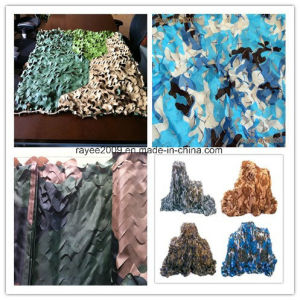 Genuine Multi Purposes Camo Net Military Camouflage Net pictures & photos