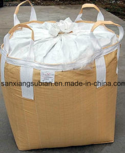 PP Woven 1000 Kg Jumbo Bag /1 Tons PP Jumbo Bag pictures & photos