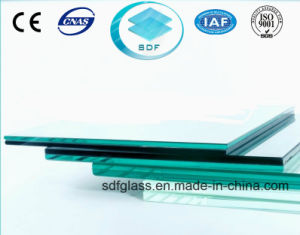 Laminated Safety Glass with CE, ISO