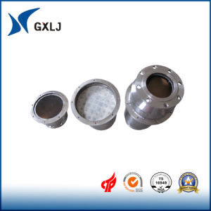 Ceramic Honeycomb DPF with Metal Case pictures & photos