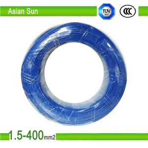 Hot Sale Single Core PVC Insulated Electric Cable pictures & photos