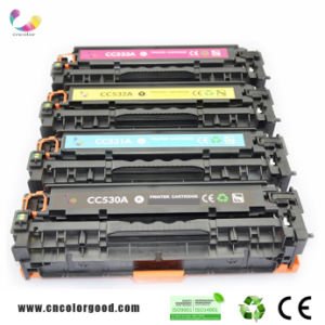 Hot Original/ OEM Color Pinter Laser Color Toner Cartridge for HP 304A Cc530A/Cc531A/Cc532A/Cc533A pictures & photos