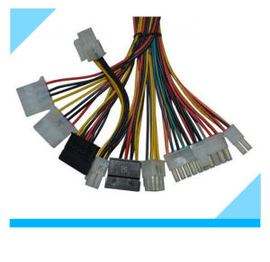 Custom Electric Molex Flat Wire Harness pictures & photos
