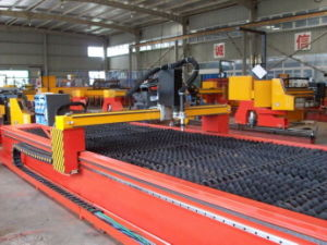 CNC Table Plasma Cutting Machine for High Definition Cutting pictures & photos