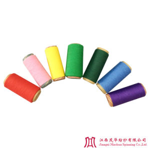 Color 100% Polyester Yarn (32-40)