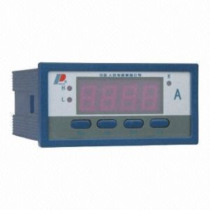Digital AC Ammeter with LED Display 194I pictures & photos