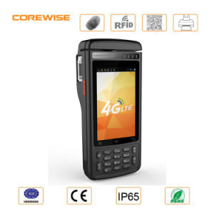 Wireless Portable Biometric Fingerprint Handheld POS Terminal pictures & photos