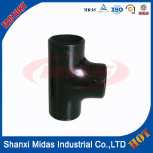 ANSI B16.9 A234 Wpb Carbon Steel Pipe Fitting Tee pictures & photos