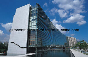 Customized Tempered Glass Curtain Wall pictures & photos