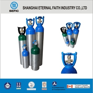 10L High Quality Medical Aluminium Oxygen Cylinder pictures & photos