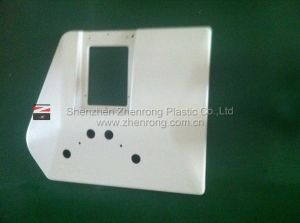 Vacuum Forming Plastic Machine Part (ZRJ076)