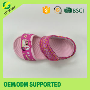 Cute and Comfortable EVA Sole Sandal for Kids (GS-LF1710) pictures & photos