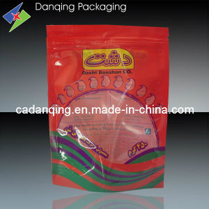 Plastic Stand up Zipper Packaging Bag (DQ0070) pictures & photos