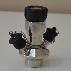 Stainless Steel Sampling Valve with Protective Sleeve pictures & photos