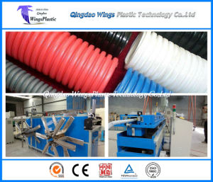 Corrugator, Single Wall Corrugated Pipe Machine, Corrugated Pipe Line pictures & photos