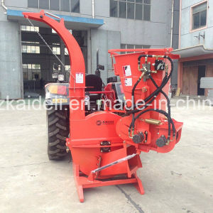 Hydralic Feeder Bx Wood Chipper pictures & photos