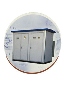 Zbw20 (JBW) -12 Series Fully-Sealed Impact Prefabricated Substation pictures & photos