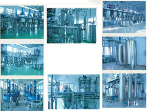 Turnkey Solution of Milk Powder Production Line pictures & photos