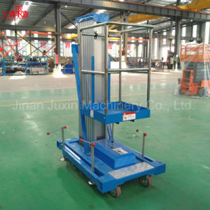 Small Hydraulic Lift Machine Hydraulic Ladder Lift pictures & photos