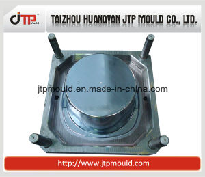 Round Shape Plastic Washbasin Mould pictures & photos