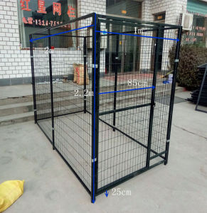 Cheap Welded Wire Dog Kennels Panel pictures & photos