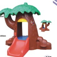 Magic Tree Playhouse (QQ12062-3) pictures & photos