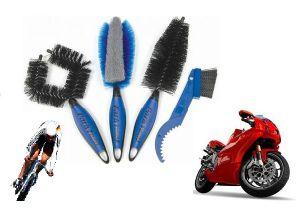 Performance Motorcycle Washing Brushes