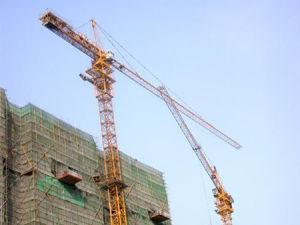 Qtz50 (5008) Construction Equipmen Jib Tower Crane