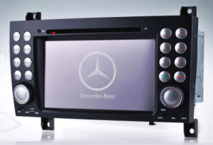 Special Car DVD GPS for Mercedes-Benz Slk-W171 Navigation with Bluetooth/Radio/RDS/TV/Can Bus/USB/iPod/HD Touchscreen Function (HL-8801GB) pictures & photos