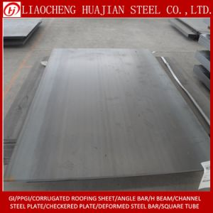 Q235 Ms Carbon Hot Rolled Steel Plate in Stock pictures & photos
